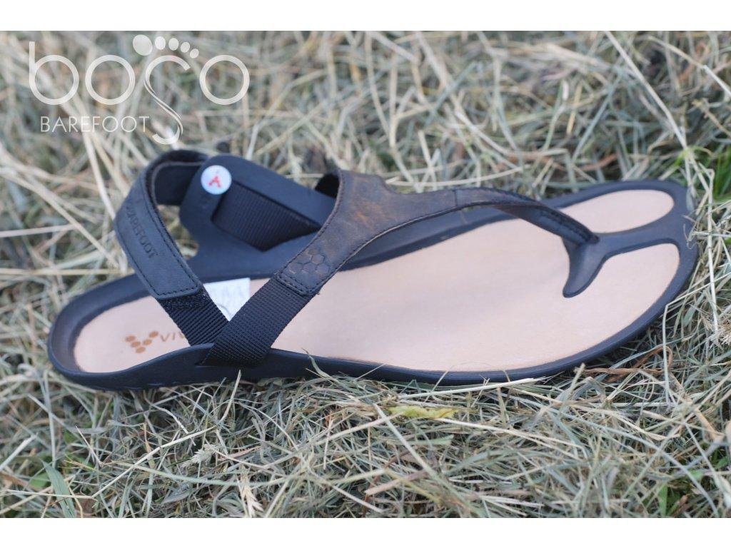 vivobarefoot eclipse lux black 1