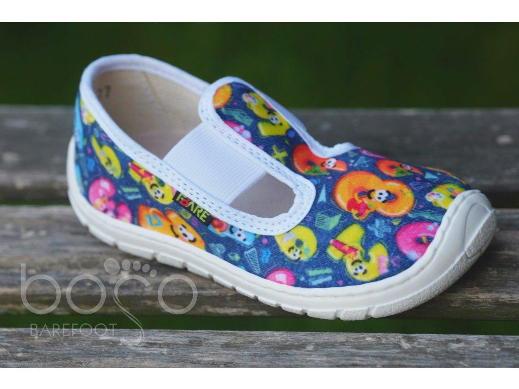 fare bare textilni papuce 5101401 1