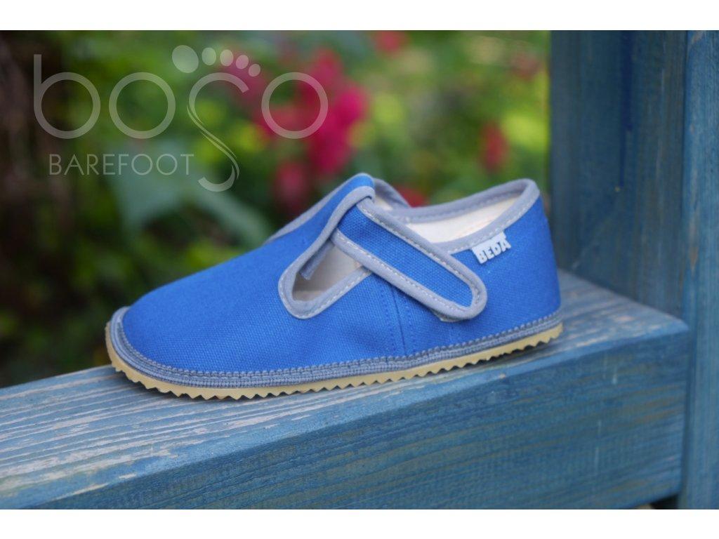 beda papuce modra 1
