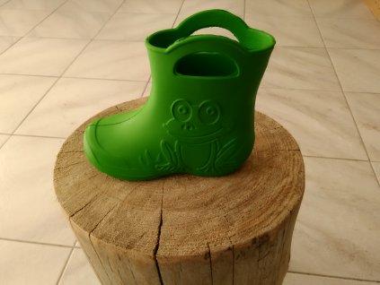 gumaky camminare zabka zelene 2