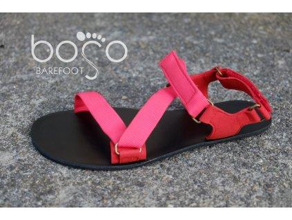 lenka sandale flexi red 2