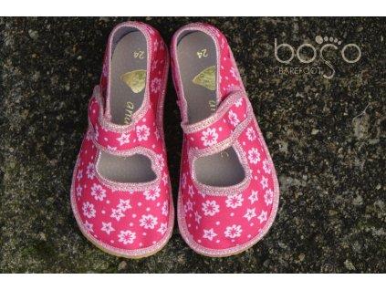 anatomic papuce barefoot flowers a 1