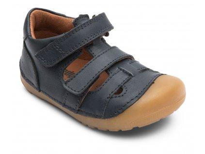 bundgaard petit sandal navy 1