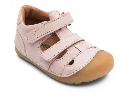 bundgaard petit sandal old rose 1