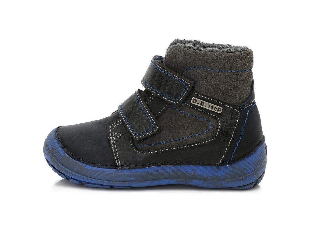 D.D. STEP - 023-802 zimní obuv vel 25 - 30