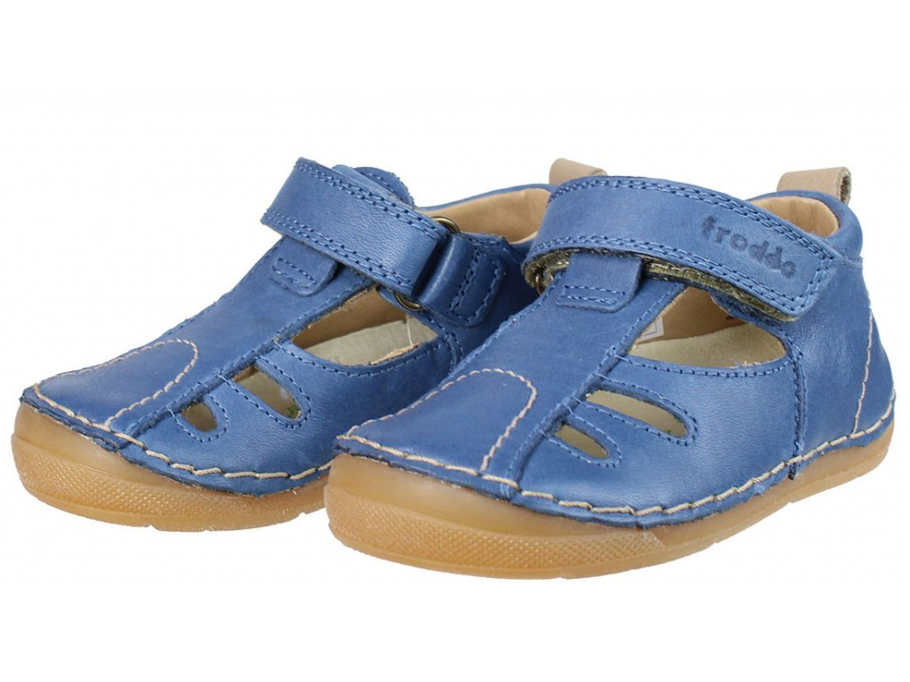 FRODDO - G2150075-1 Denim sandálky vel 26-29