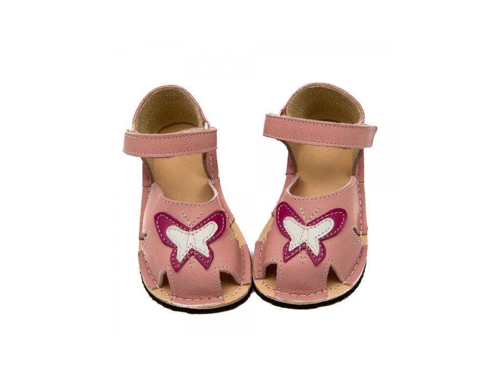 ZEAZOO - NEMO Pink+motýl vel 21-23
