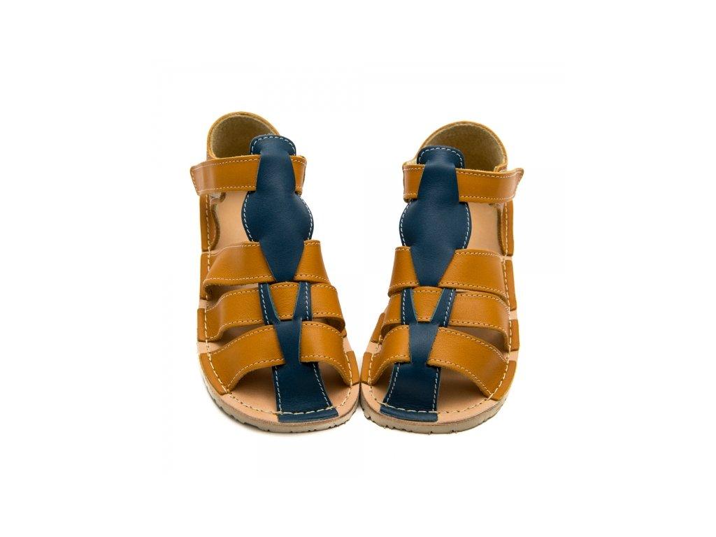 ZEAZOO - MARLIN Camel/Blue vel 25-32