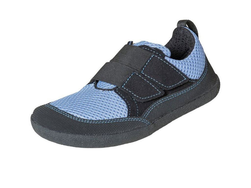 SOLE RUNNER - PUCK LE Skyblue/Black vel 27-34