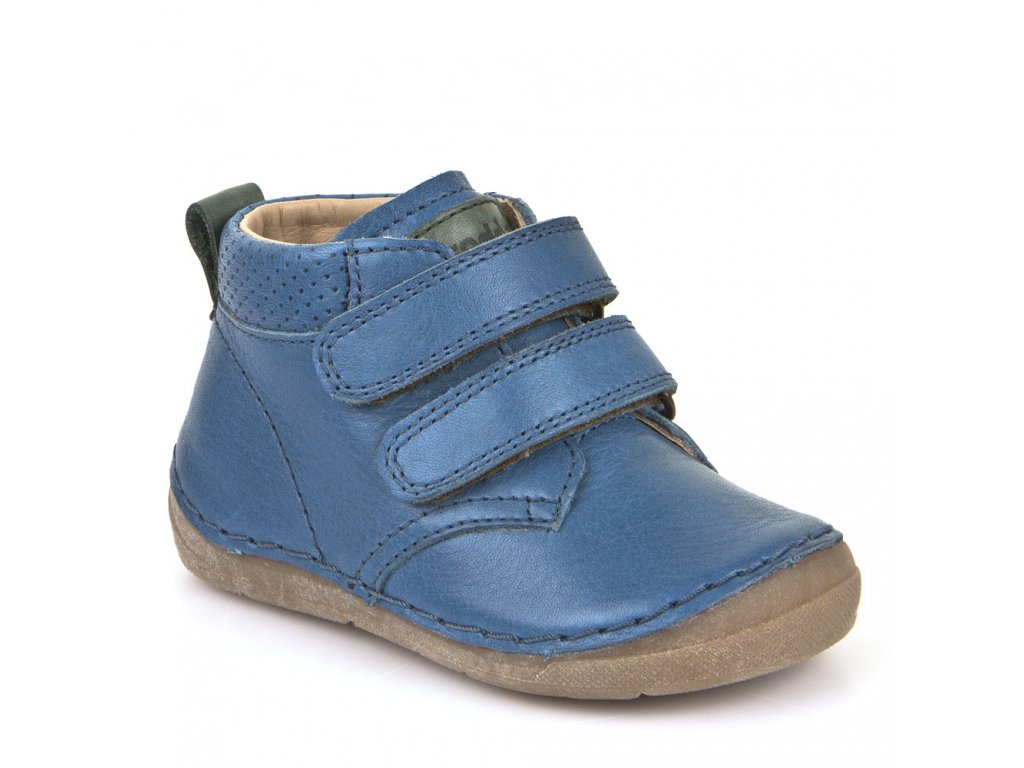 FRODDO - G2130146-1 Dark Denim celoroční obuv vel 25-30