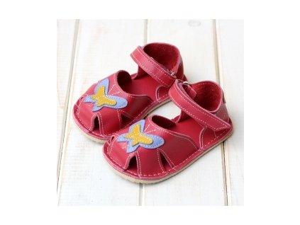 ZEAZOO - NEMO Pink sandálky vel 18