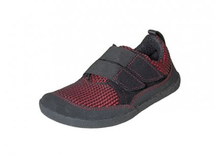 SOLE RUNNER - PUCK LE Red/Black vel 27-35