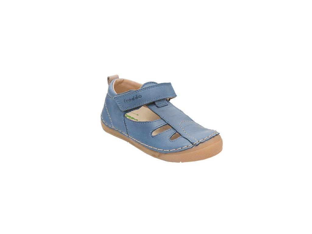451028b304a6 Froddo sandály Denim - bosoneboso