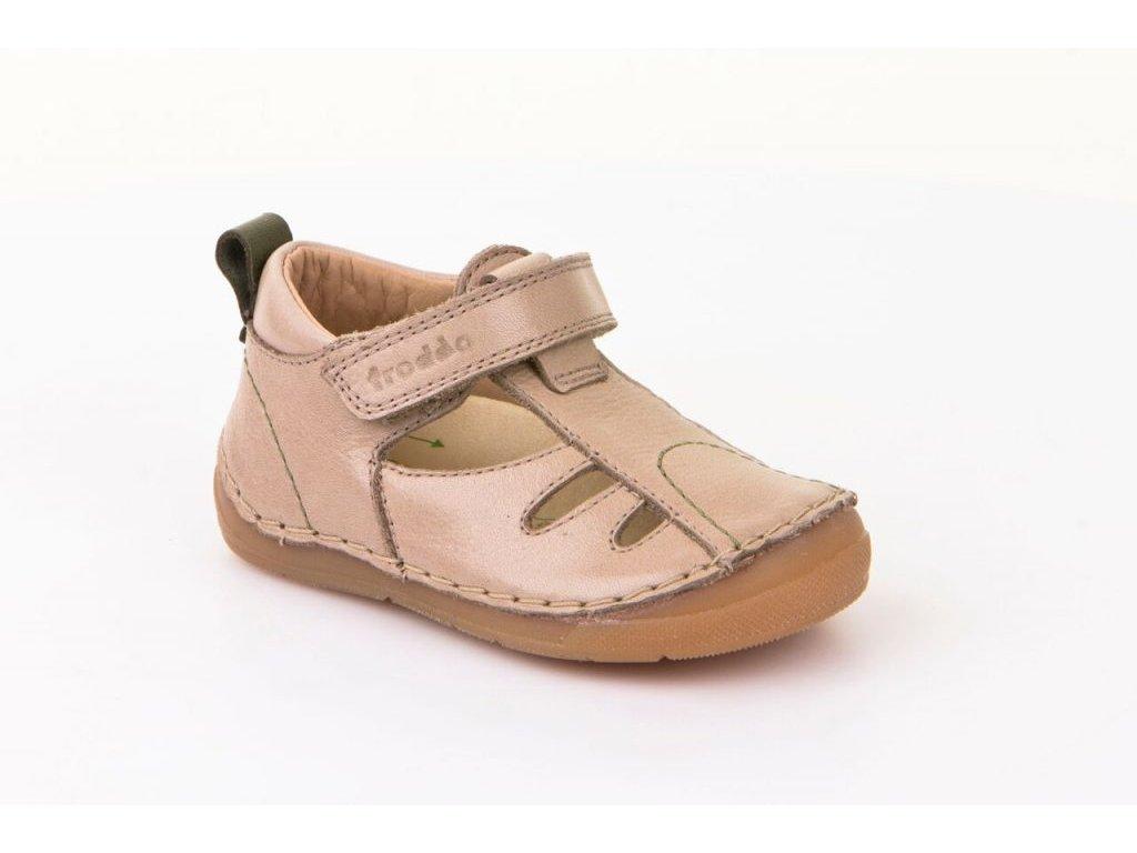0f1c3e4f2e0 Froddo sandály Beige - bosoneboso