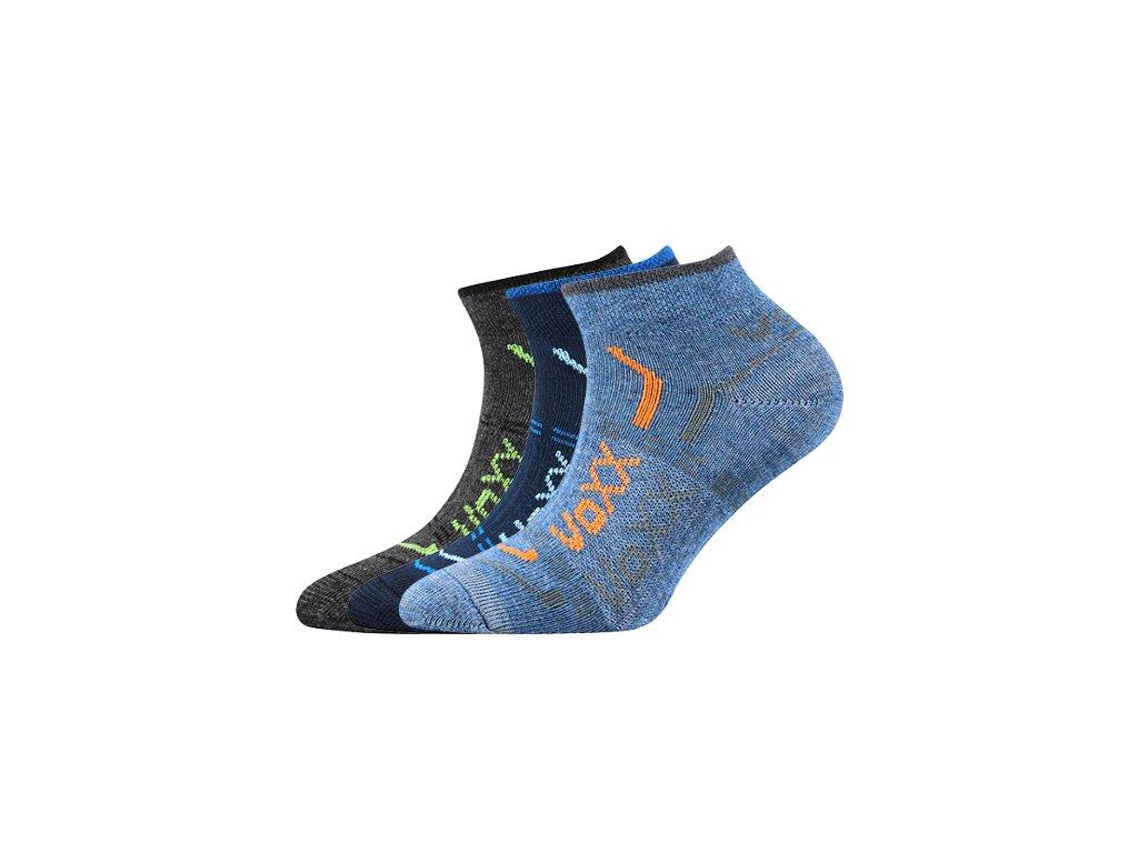841cf539f3b Voxx nízké ponožky Rexík - bosoneboso