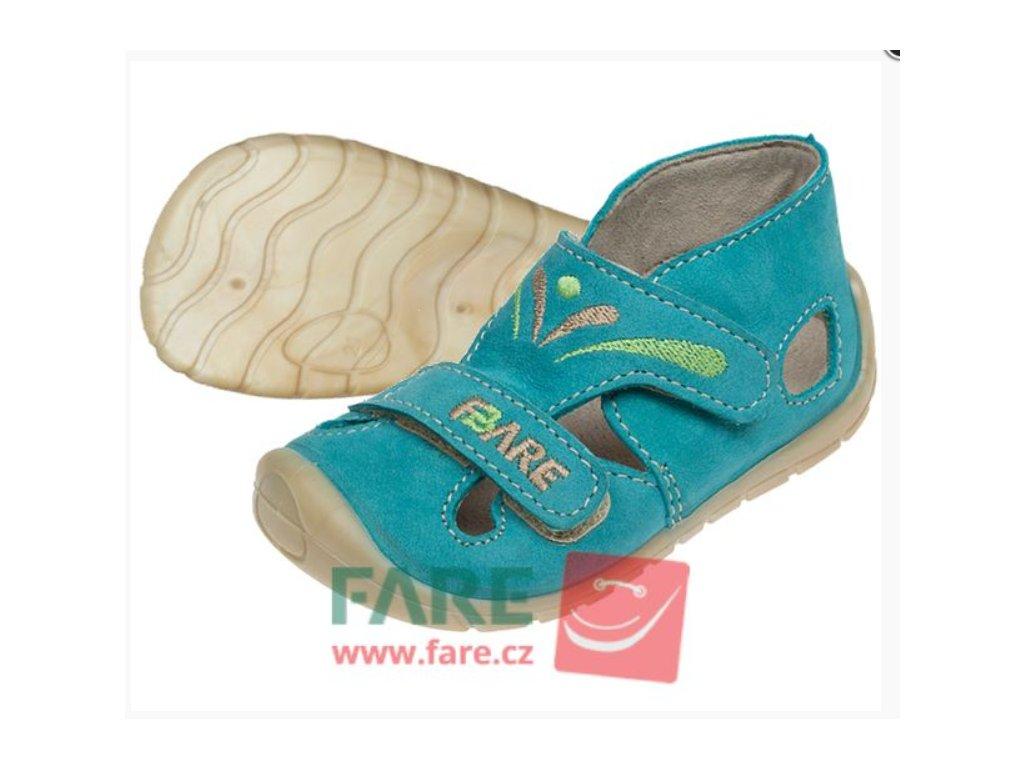 25eb479d24bc FARE BARE dětské sandále 5061201 - bosoneboso