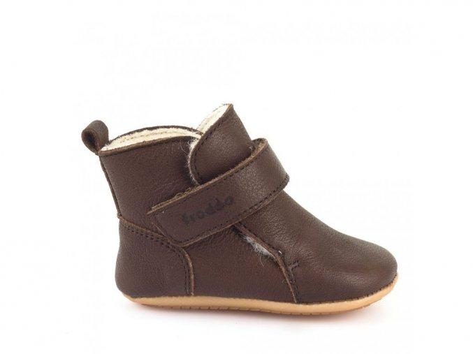Froddo Prewalkers Boots Brown