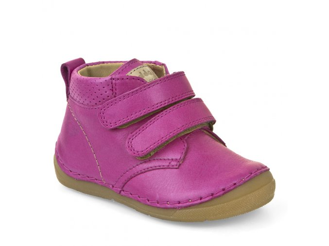 Froddo Flexible Boots Velcro Fuchsia (G2130132-4)