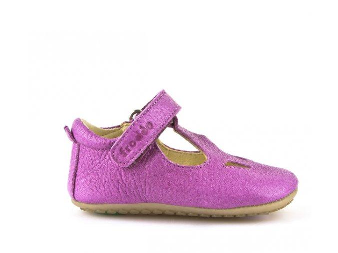 Froddo Prewalkers sandály Fuchsia