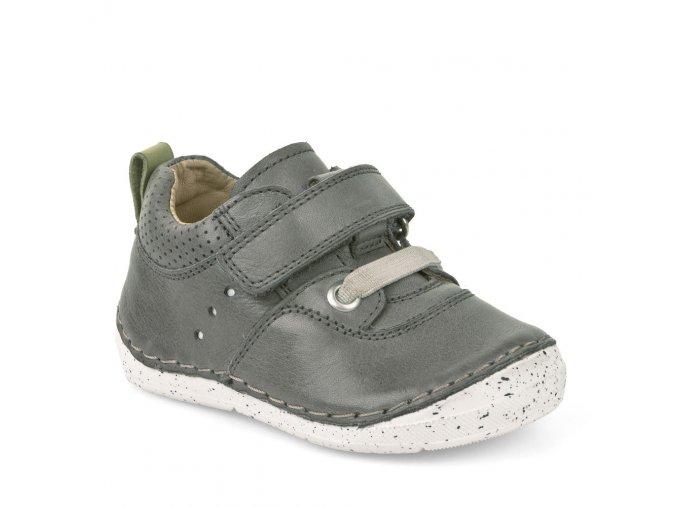 Froddo Flexible Sneakers Velcro Dark Grey (G2130133-1)