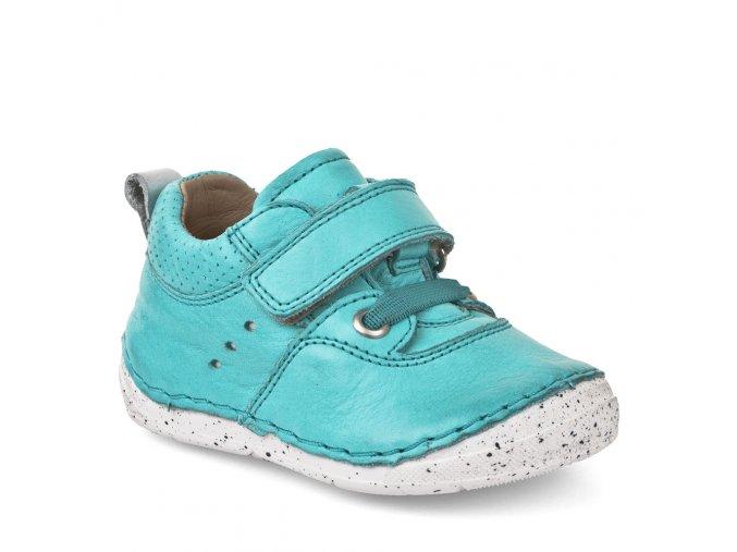 Froddo Sneakers Velcro Grey Turquoise