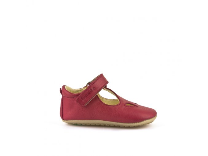 Froddo Prewalkers sandály Red