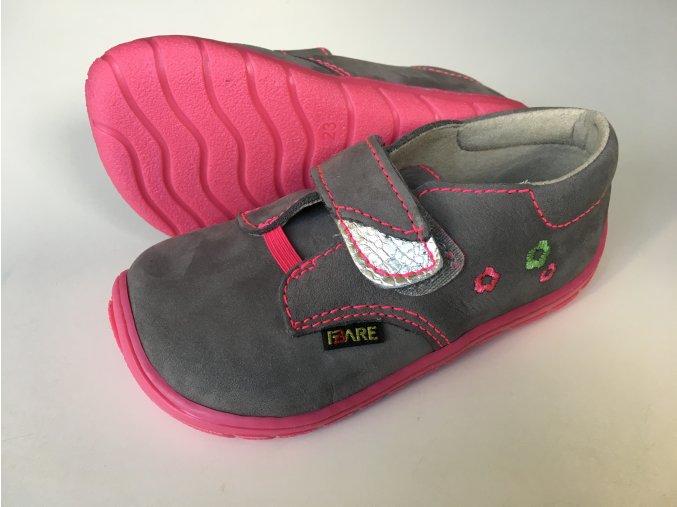 Fare Bare dětské celoroční boty nízké 5112262