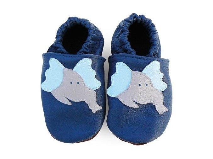 AFELO slon modrý