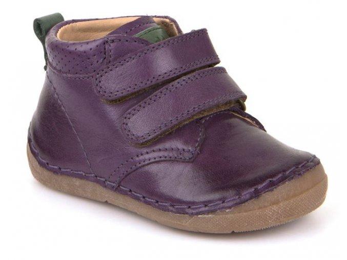 Froddo Boots Velcro Purple