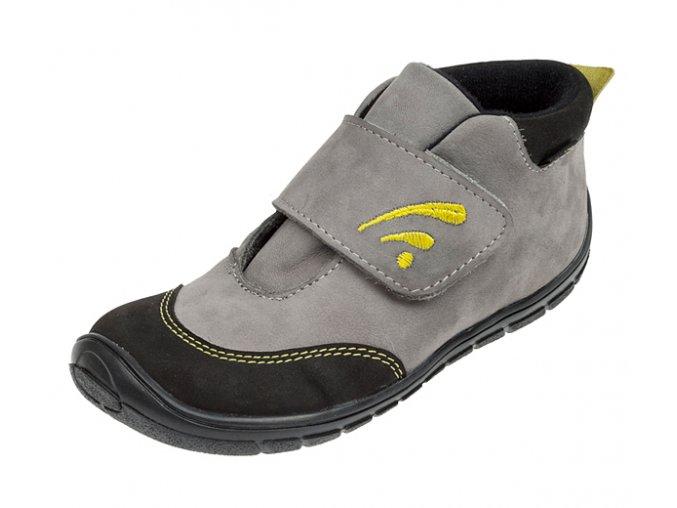 FARE BARE dětské celoroční boty s fleecem 5121261