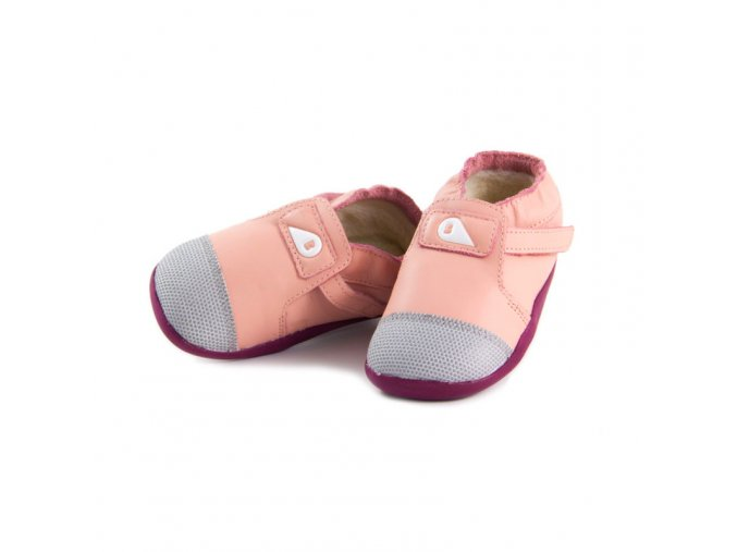 bobux play xplorer blush arctic wool