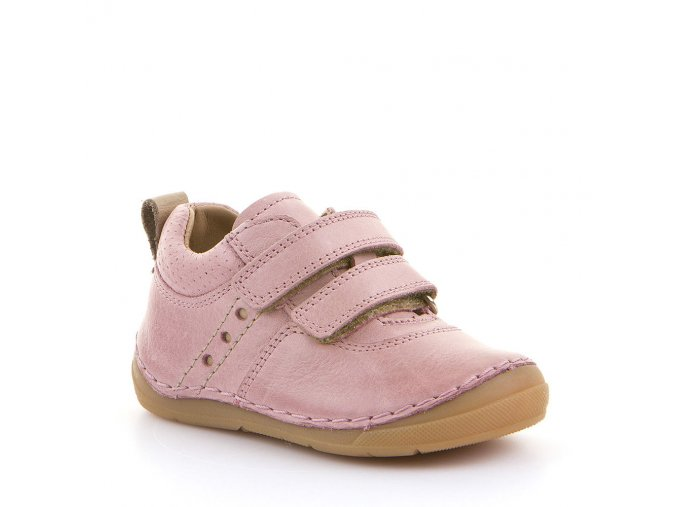 Froddo Sneakers Velcro Pink dva suché zipy