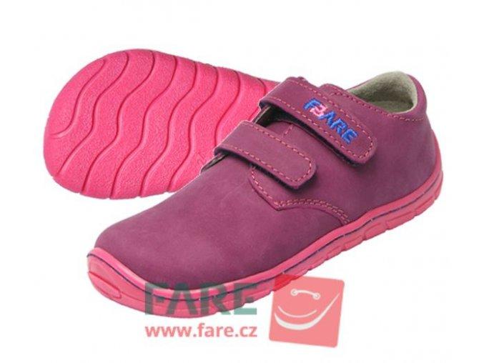 Fare Bare dětské celoroční boty nízké 5113291