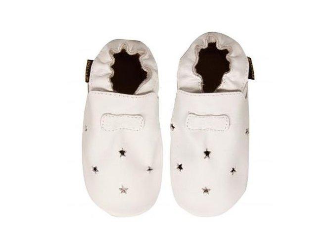 Boumy Basic bílé hvězdičky