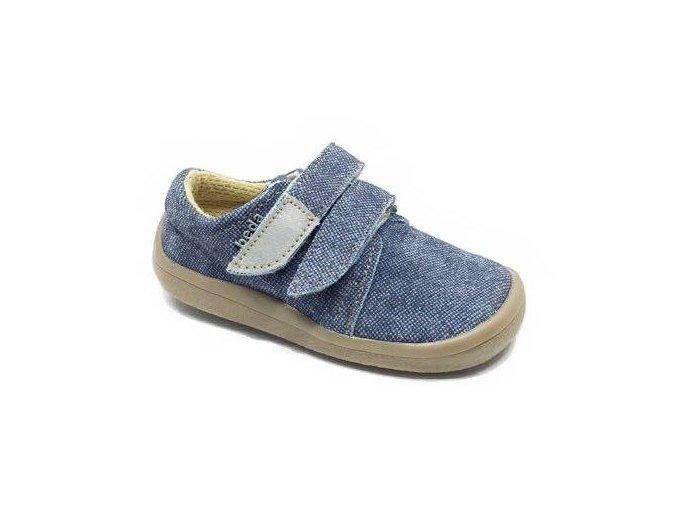 Beda Barefoot nízké celoroční Denis Jeans