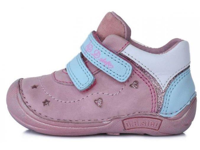 D.D.Step Bare Feet celoroční 018-43