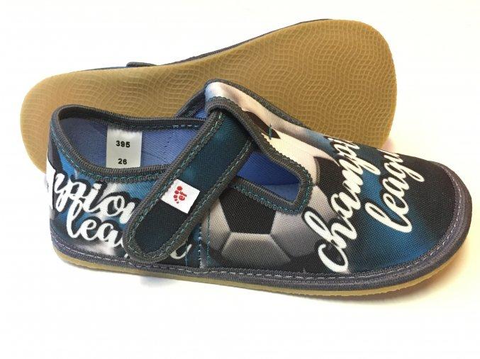 EF barefoot bačkůrky Champion Grey