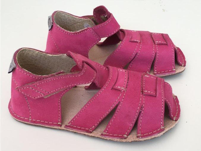 Orto plus Barefoot růžové