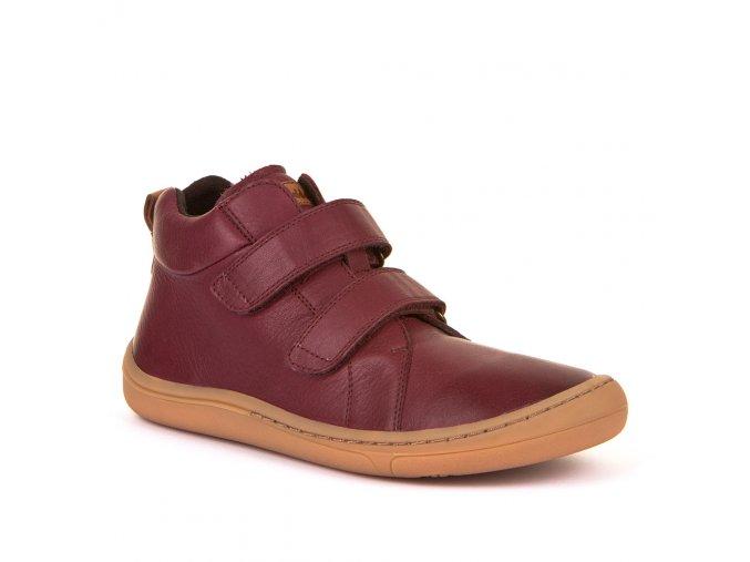 Froddo Barefoot celoroční bordeaux (G3110169-2)
