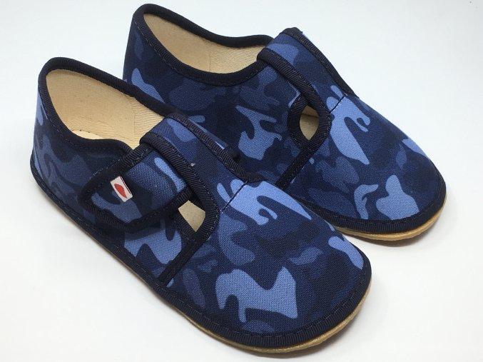 Anatomic Barefoot Army blue