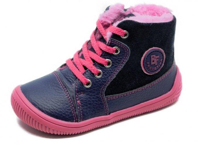 Protetika Amis Fuxia zimní barefoot boty