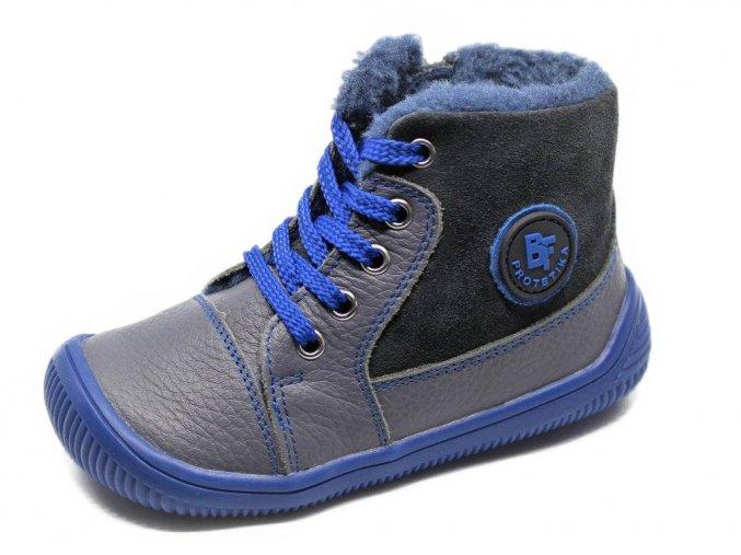 Protetika Amis Grey zimní barefoot boty