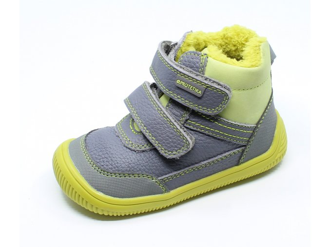 Protetika Tyrel Green zimní barefoot boty