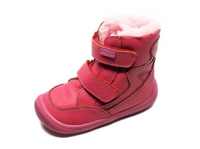 Protetika Sue zimní barefoot boty
