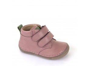 Froddo Boots Velcro Pink