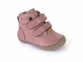 Froddo Winter Boots Pink s kožešinou