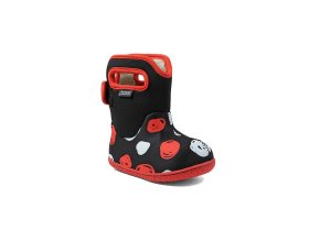 BABY BOGS CLASSIC Sketched Dots Black Multi