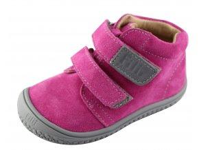 Filii barefoot - Chameleon Klett pink/stone W