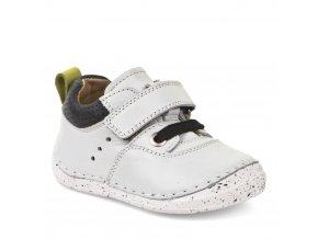Froddo Flexible Sneakers Velcro white/blue (G2130133-7)