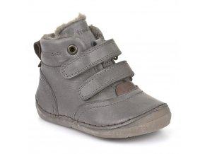 Froddo Winter Boots Grey s kožešinou